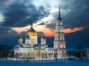 Преображенский собор в Рыбинске: история и адрес храма, расписание богослужений, святыни и настоятели