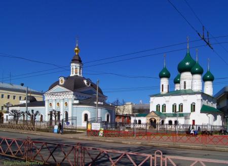 Ярославль (храмы), Вознесенско-Сретенский приход5