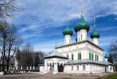 Ярославль (храмы), Феодоровской иконы Ярославль7