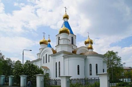 Екатеринбург (храмы), Рождественский храм Екатеринбург
