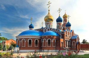 Самарская область (монастыри), Воскресенский монастырь Самара