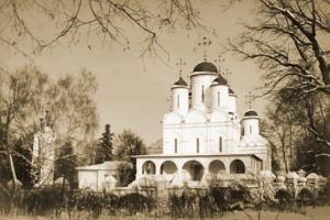 Преображенский храм (Большие Вяземы)