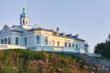 Покровский Тервенический женский монастырь