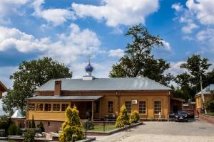 Самарская область (монастыри), Свято-Воскресенский мужской монастырь