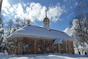 Храм Архистратига Михаила, Свято-Михайло-Афонский монастырь