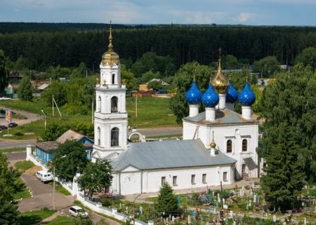 Ярославль (храмы), Яковлевско-Благовещенский храм