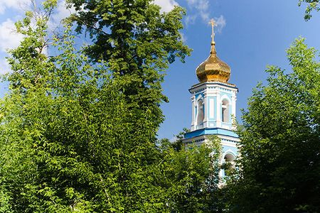 Казань (храмы), Храм_Ярославских_Чудотворцев_на_Арском_кладбище_(Казань)
