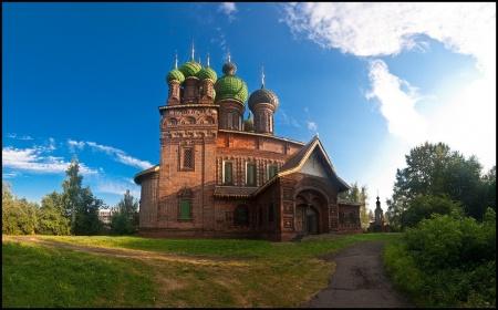 Ярославль (храмы), Храм Иоанна Предтечи Ярославль16