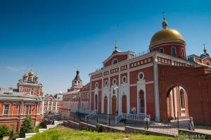 Самарская область (монастыри), Иверский монастрыь Самара