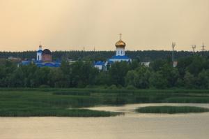 Самарская область (монастыри), Сызранский Вознесенский мужской монастырь