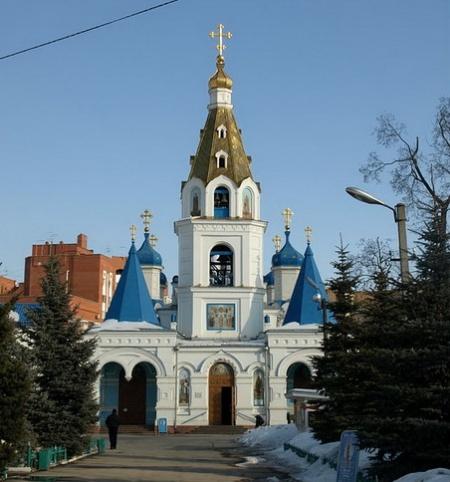 Самара (храмы), Покровский кафедральный собор (Самара)