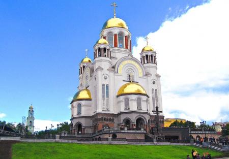Екатеринбург (храмы), Храм на Крови