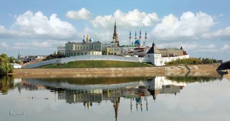 Казань (храмы), Казанский Кремль