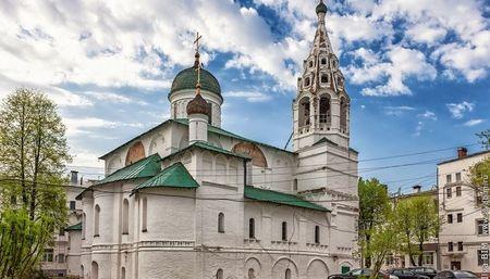 Ярославль (храмы), Церковь Николы Надеина (Ярославль)