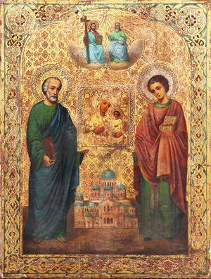 Новый Афон: зарождение монастыря