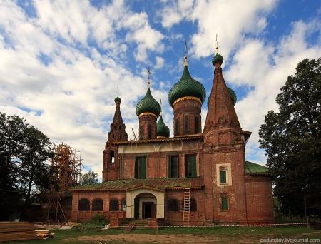 Ярославль (храмы), Храм Николы Мокрого7