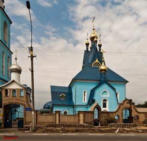 Мраморный голубь Храмы и монастыри Лампадка из покостовского гранита Мосальск