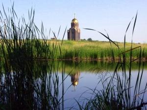 Святое Казанско-Богородичное озеро (с. Съезжее)