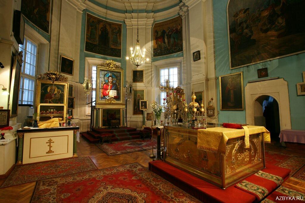 Алтарь Князь-Владимирского собора