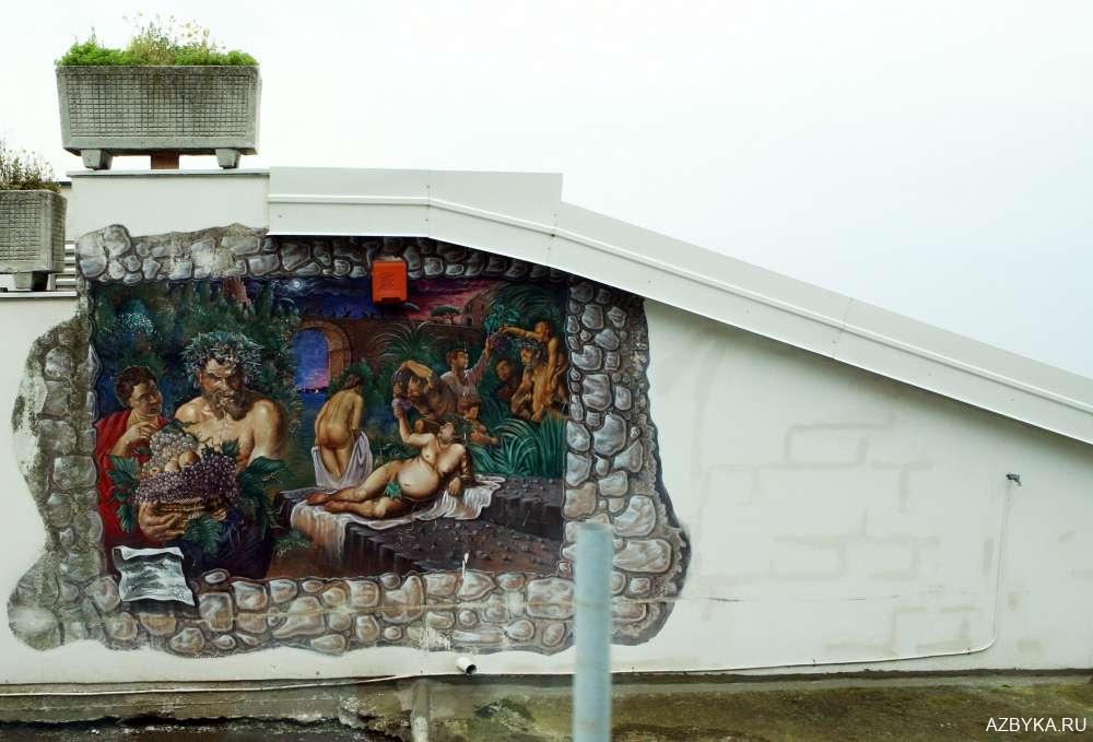 Откровенные фрески