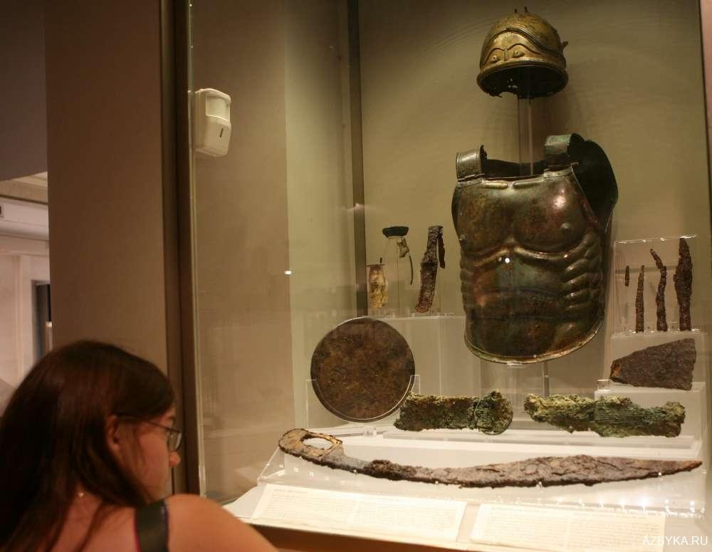 Экипировка римского воина