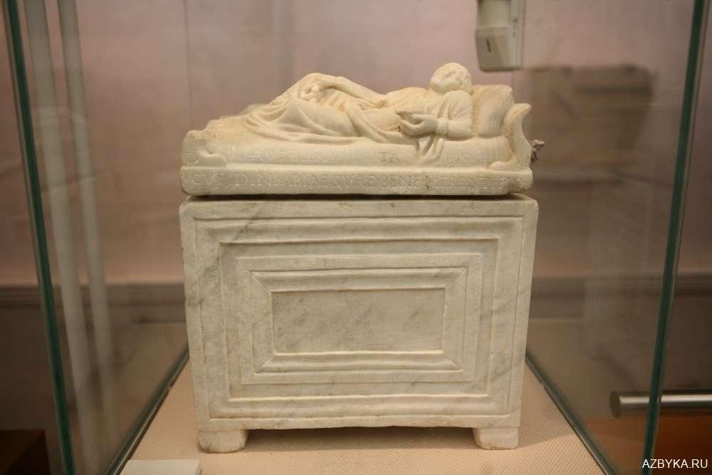 Погребальный саркофаг