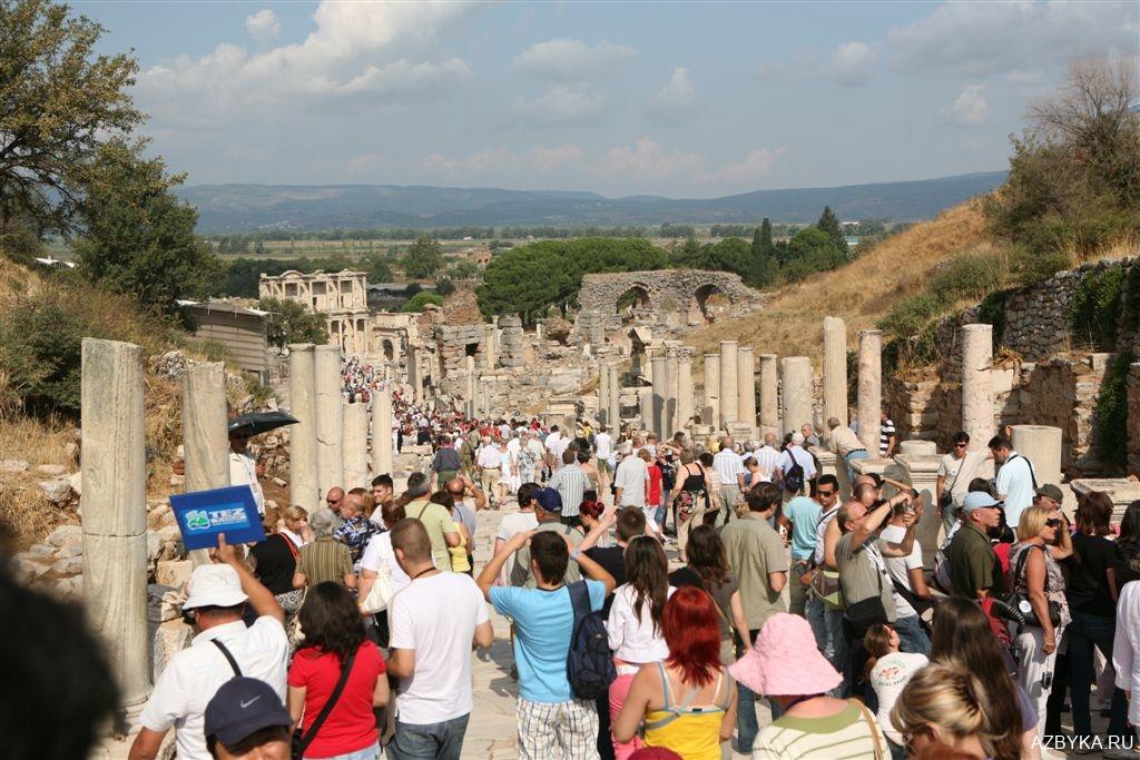 Главная улица Ефеса