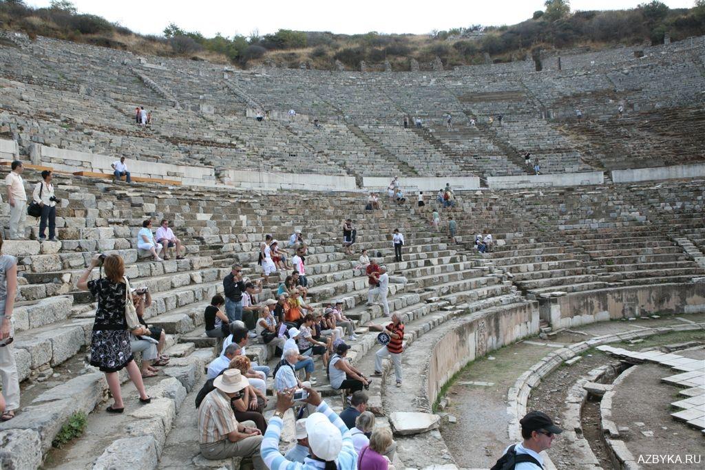 Ефесский театр