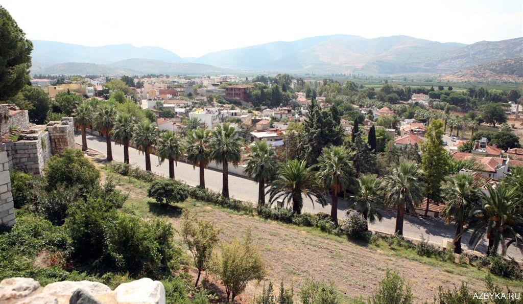 Древний Ефес