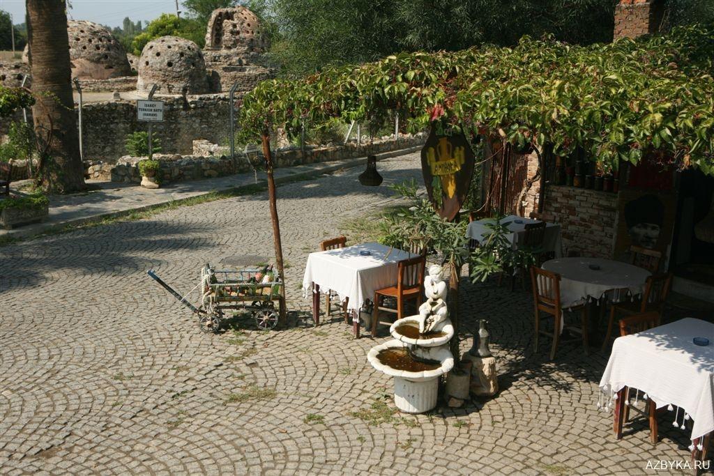 Улочка современного Ефеса