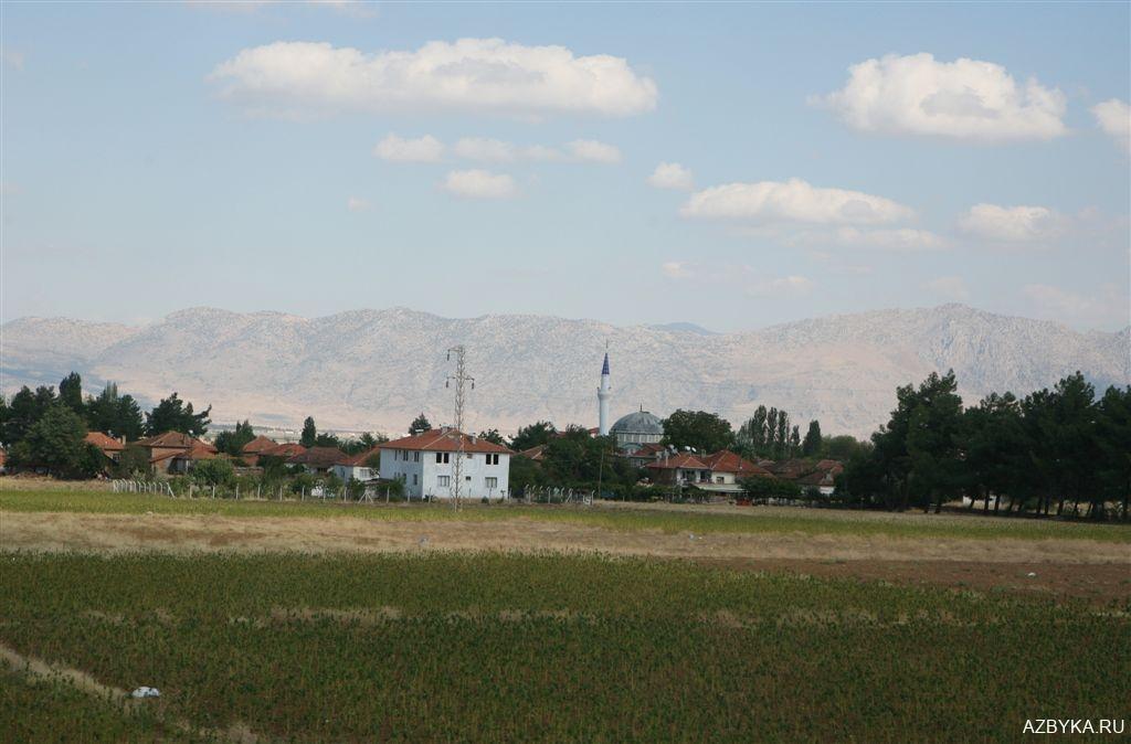 Турецкая деревенька