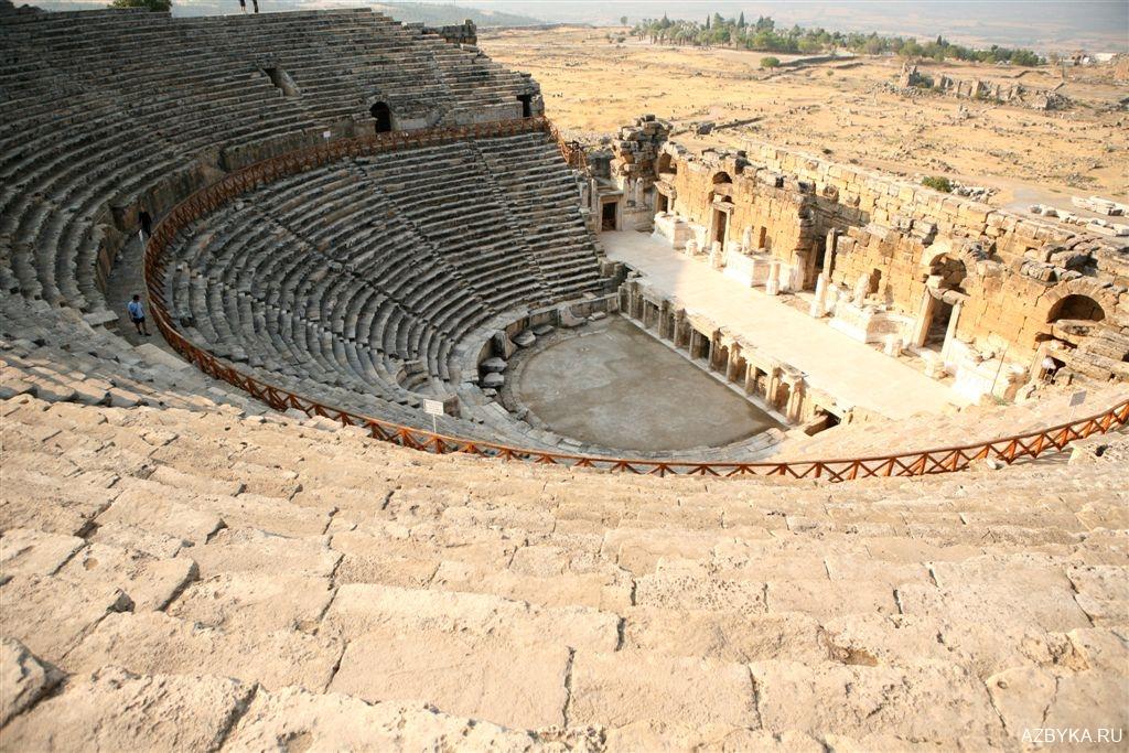 Иерапольский театр
