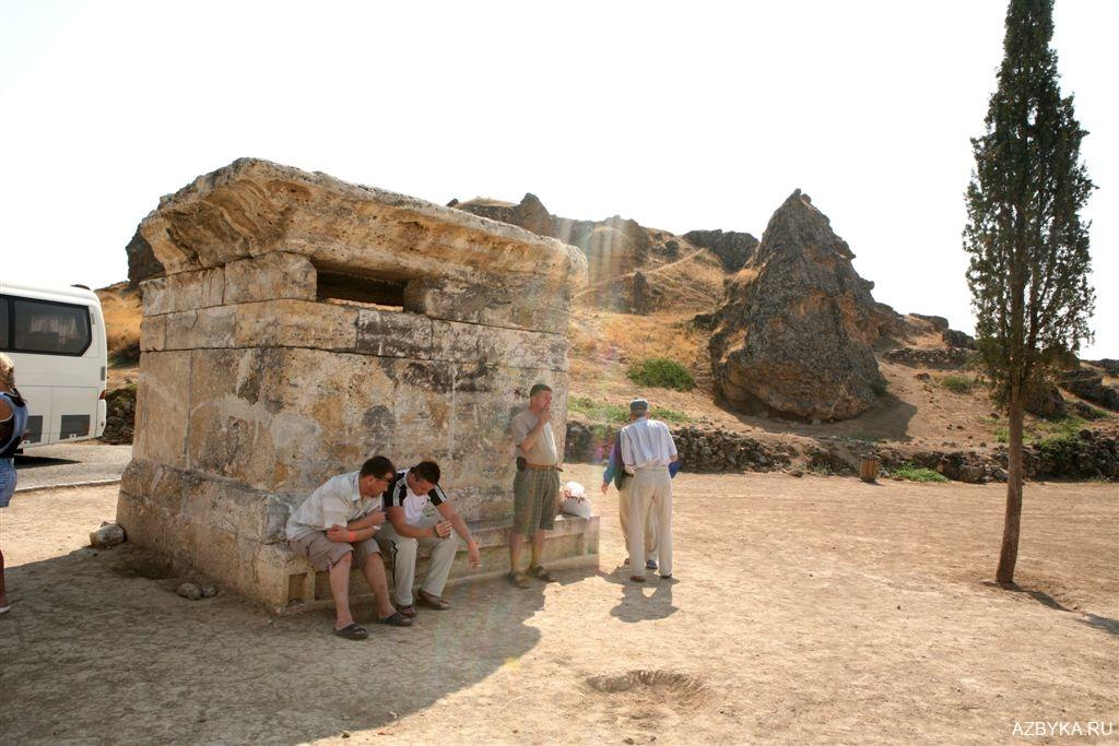 Семейный склеп знатных римлян