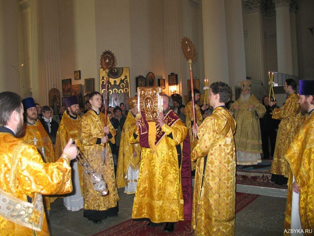 Епископский малый вход