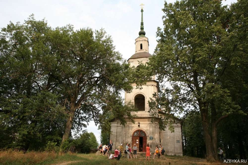 Богоявленский храм 1781 г.