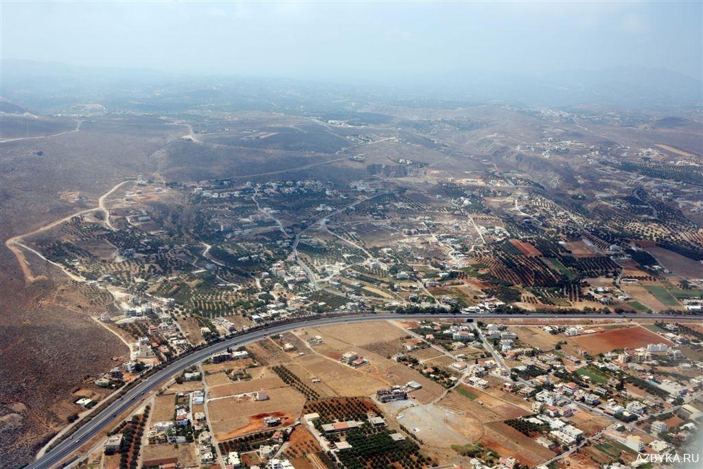 Поселки о. Крит