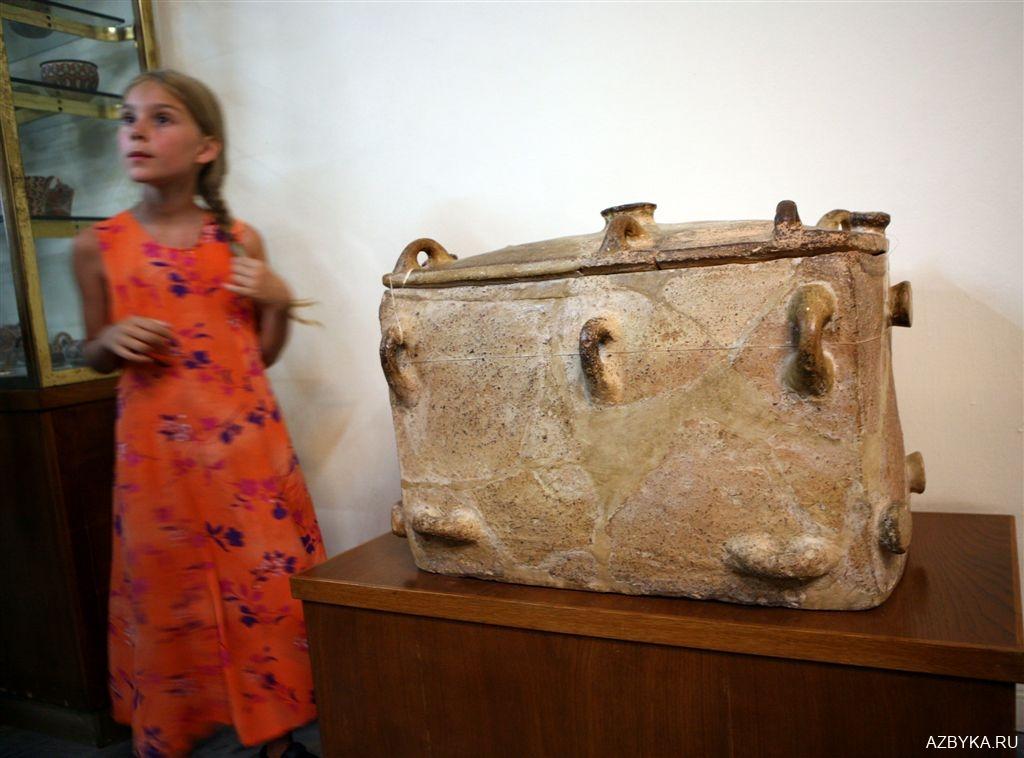 Археологический музей Иераклиона