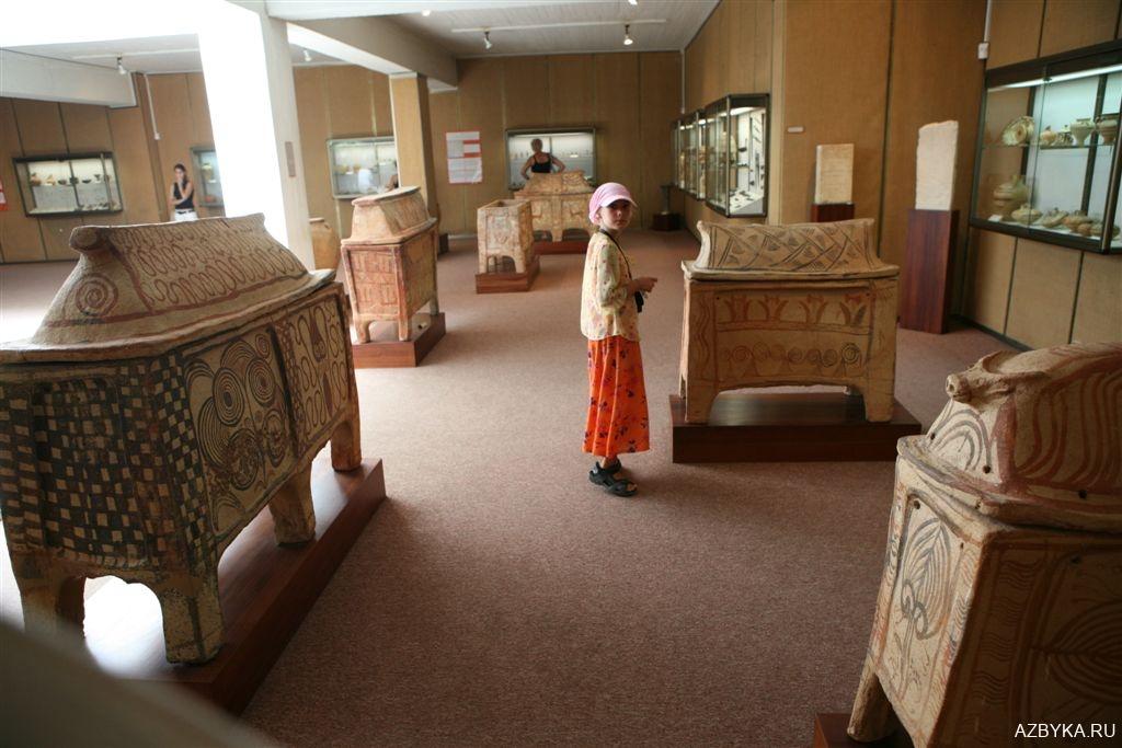 Археологический музей города Рефимно