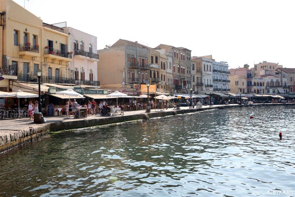 Старинный городок Крита – Хания