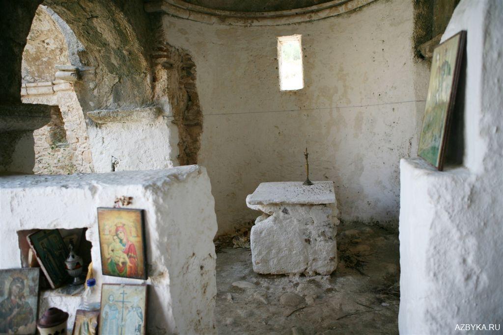 Древний престол