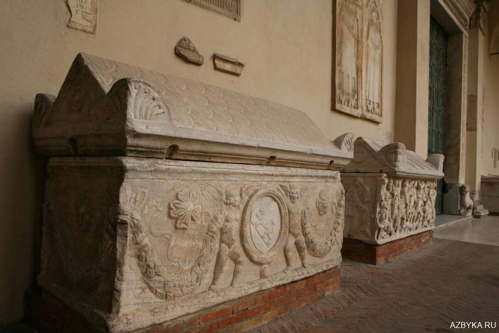 Саркофаги