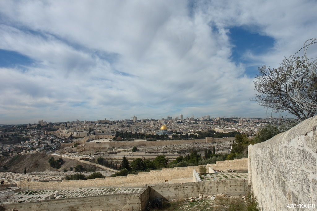Купол храма «Доминус Флевит»