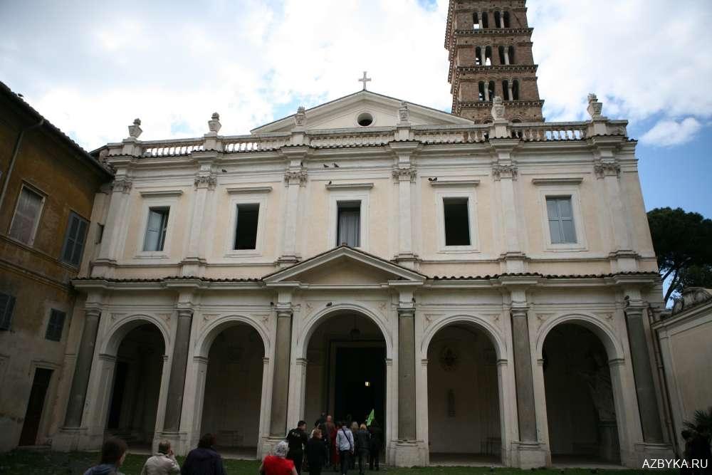 Храм святого мученика Вонифатия и святого Алексия, человека Божия.