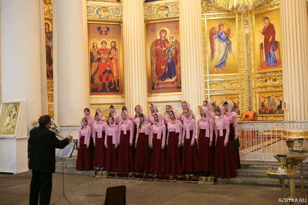 Пасхальный фестиваль хорового искусства