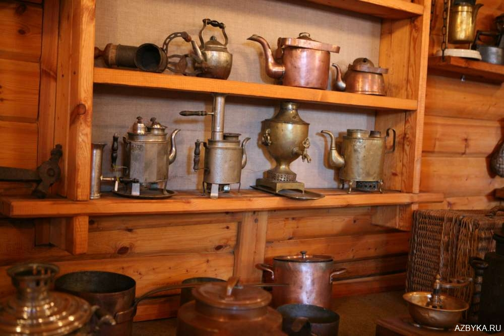 Самовары, чайники