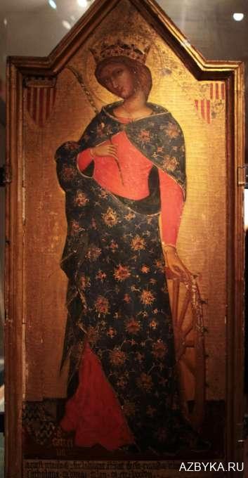 Икона св. великомученицы Екатерины