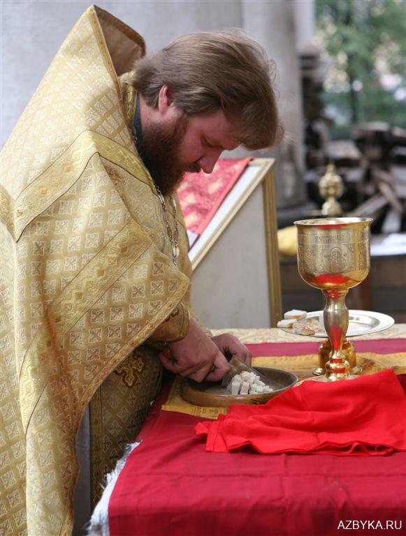 фото св чаша со святым причастием каждого есть своя
