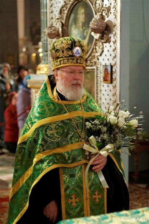 Протоиерей Павел Красноцветов