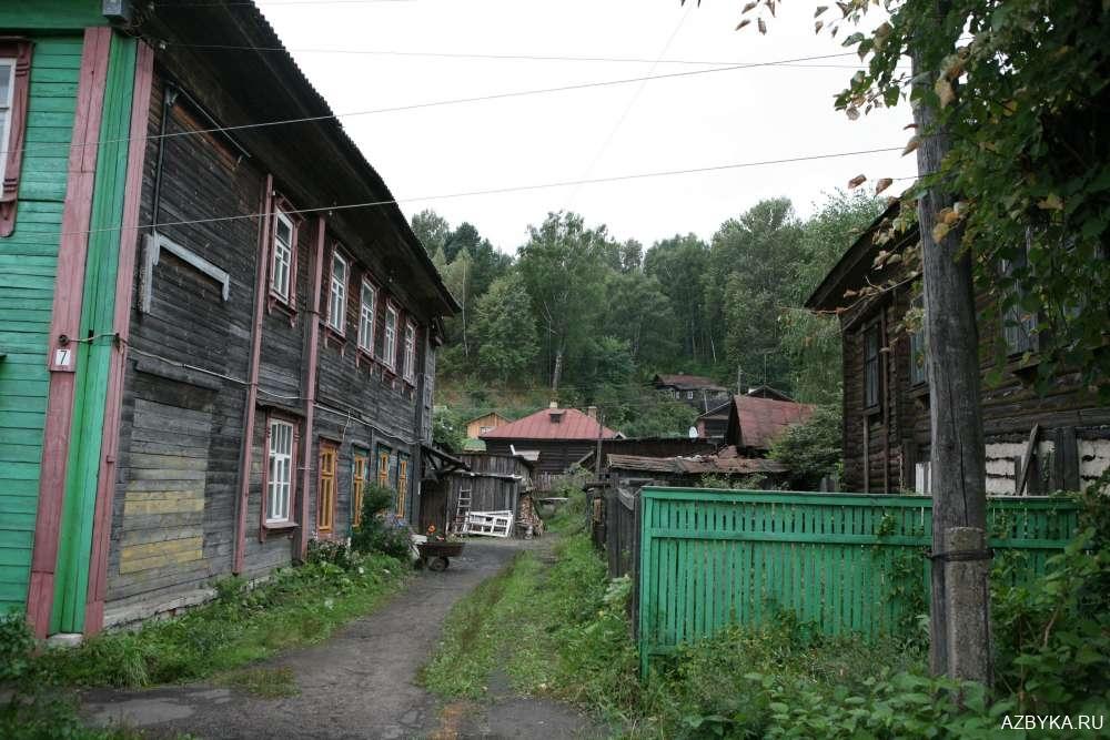 Улица г. Юрьевца