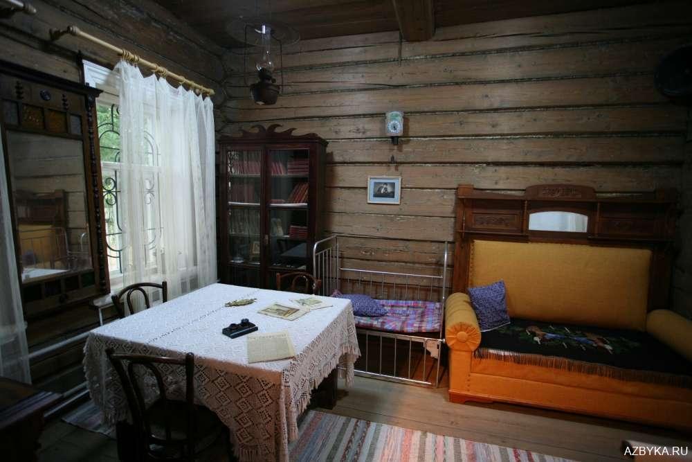 Дом-музей А.Тарковского